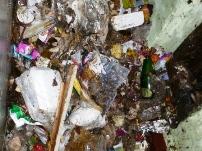 История с мусором (не с полицейским), или